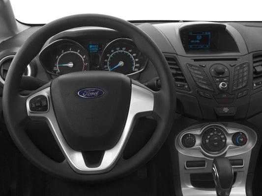 2016 Ford Fiesta S In Boardman Oh Cleveland Ford Fiesta Taylor Kia Of Boardman